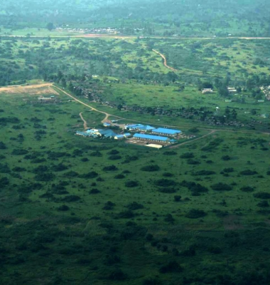 EU Camp, Uganda